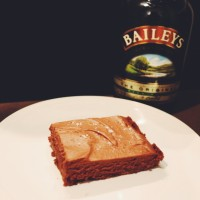 Baileys Chocolate Mousse Pie