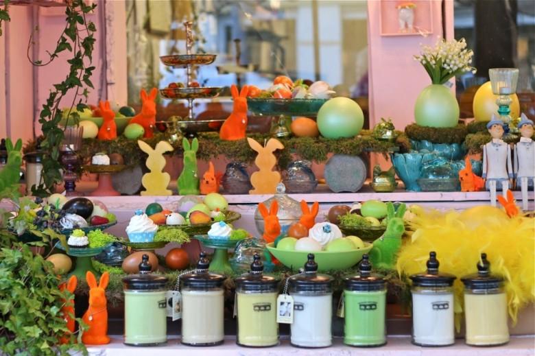 Carlsplatz Easter