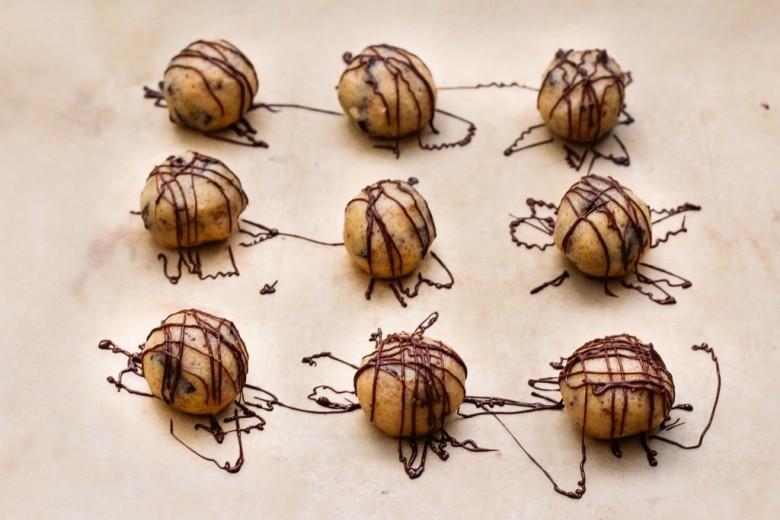 Cookie Dough Bites | DalyShenanigans.com